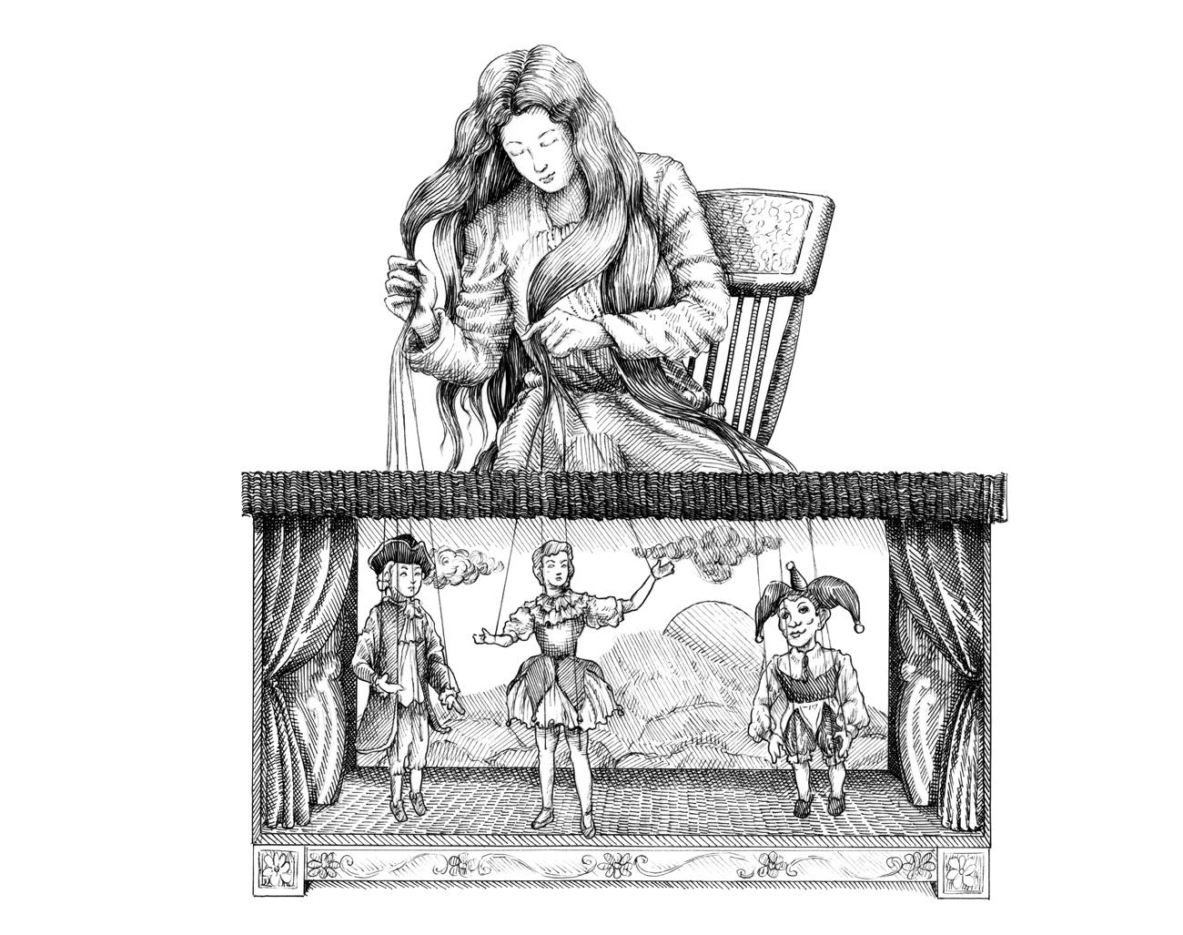 La danza delle marionette
