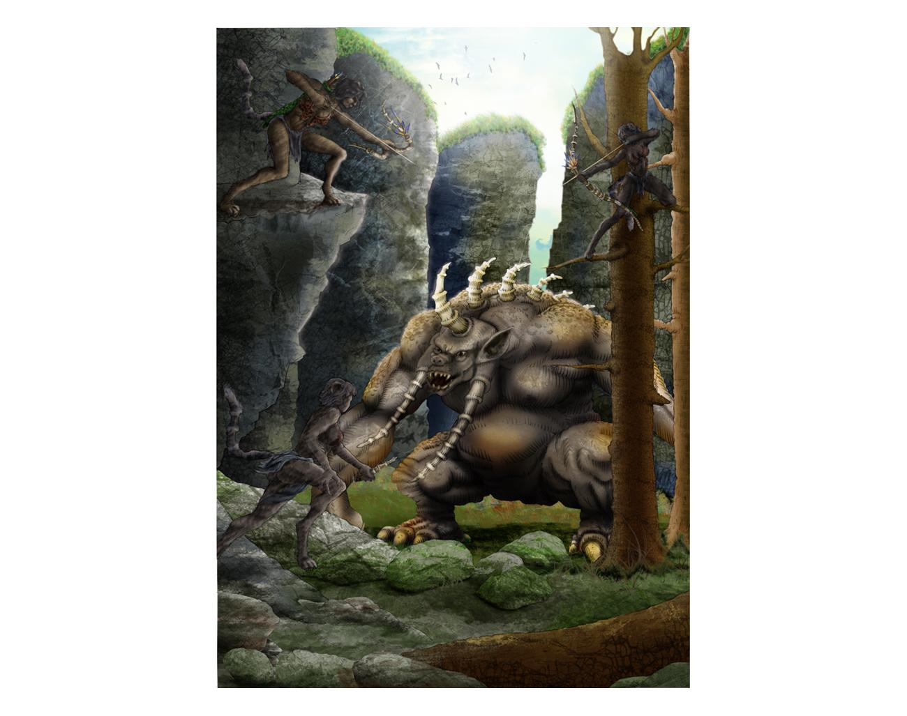 Cap5 Dungeon